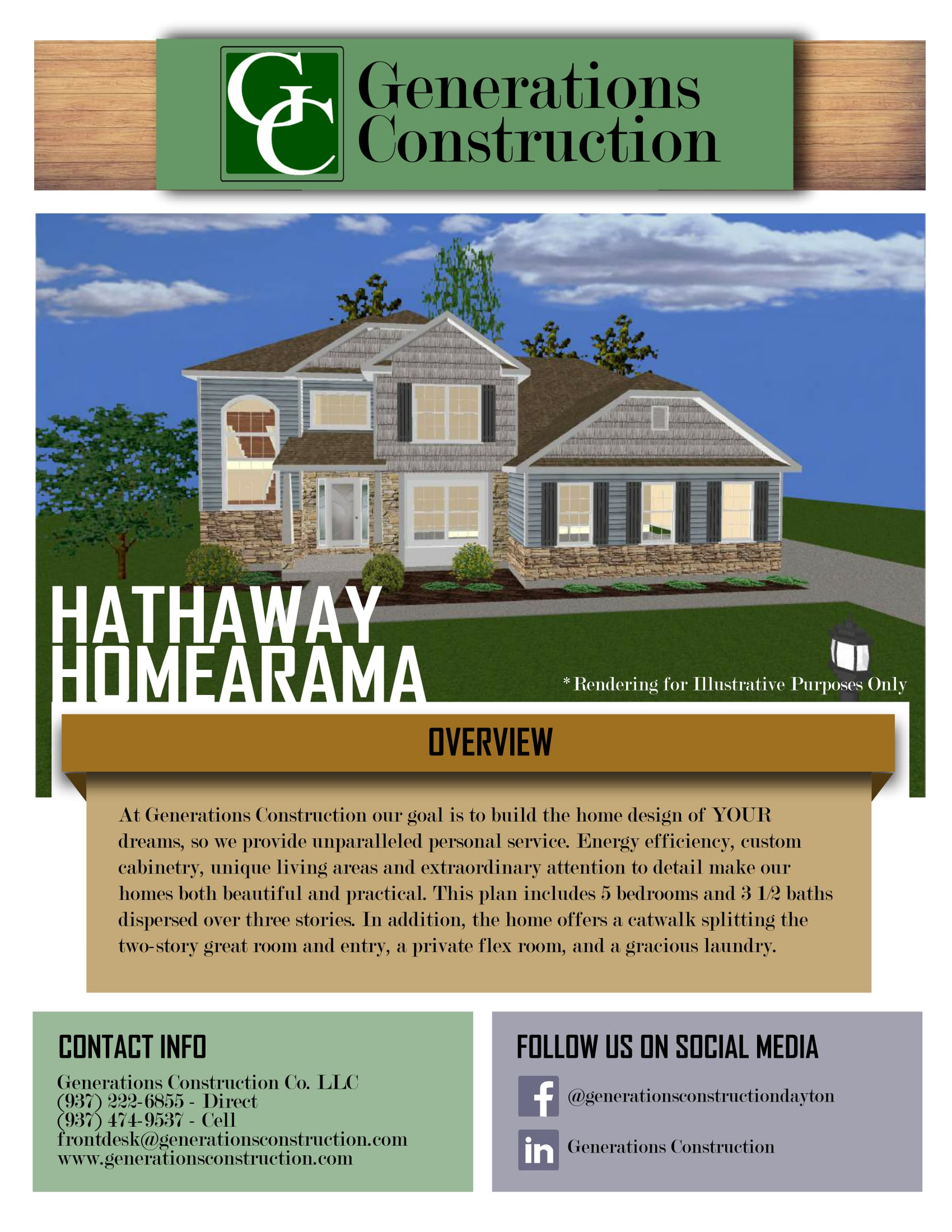 Hathaway | Generations Construction